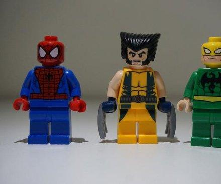 Bogus Batman, Spider-Man Lego sets seized