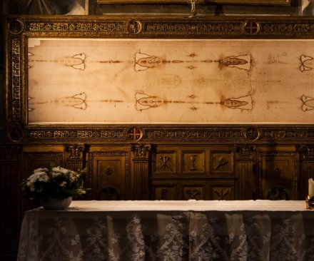 Shroud of Turin back on display in Italy for a limited time