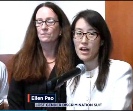 Jury clears Silicon Valley firm in gender discrimination case