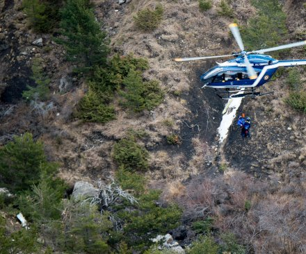 Lufthansa offering $54K to Germanwings plane crash families