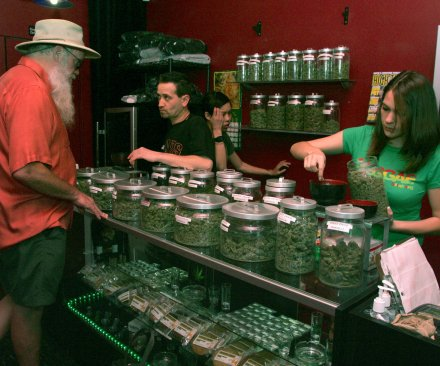 Fewer prescription pill overdoses in medical marijuana states