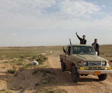 Libyan oil fields seized by militants