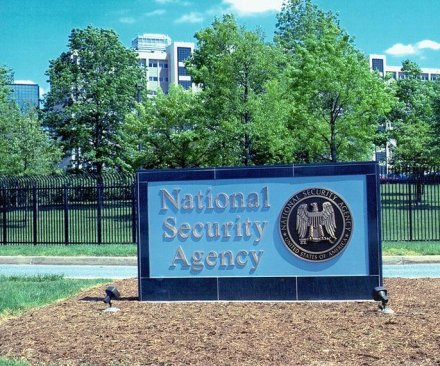 Shots fired at NSA building, suspect arrested