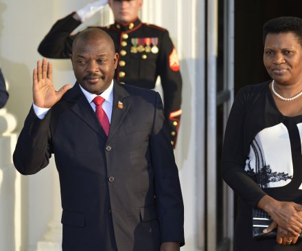 Top Burundi general and presidential aide killed