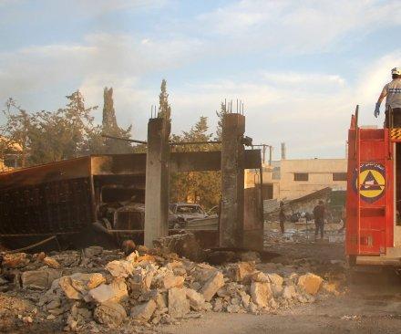 U.N.: Aleppo a 'slaughterhouse' where Russian, Syrian airstrikes are 'historic' war crimes