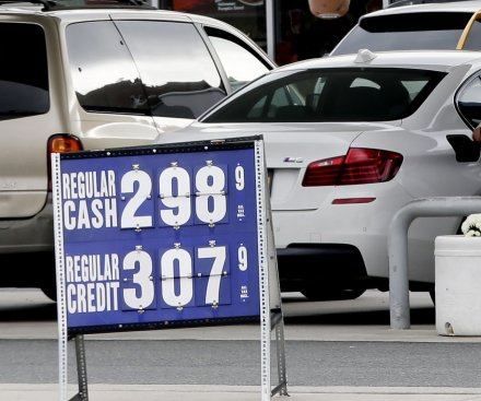 AAA: Gas to fall below $3 by Saturday