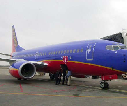 Southwest pilots picket in Dallas