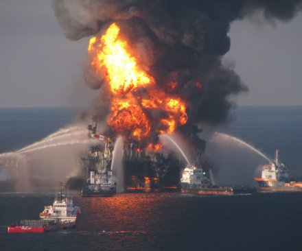 U.S. settles claims with BP over 2010 spill