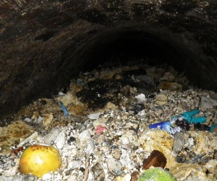Airplane-sized 'Fatberg' blocked London sewer