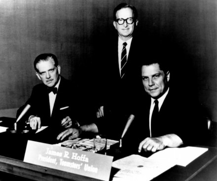 40 years of false leads: Jimmy Hoffa mystery endures