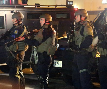 Amnesty International: Ferguson police commited human rights abuses