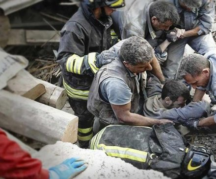 At least 240 killed in Italy earthquake; aftershocks complicate efforts