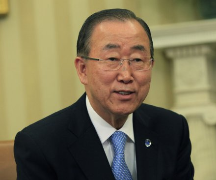 U.N. Security Council reviewing report on chemical weapons use in Syria