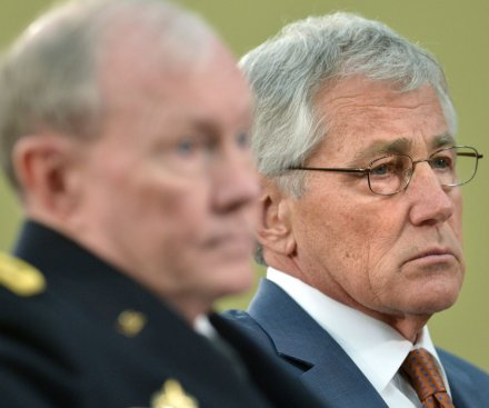 Hagel tells Senate: 'We are at war with ISIL'