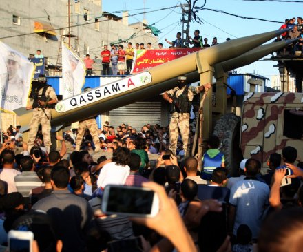 Leave Gaza now, State Department warns U.S. citizens