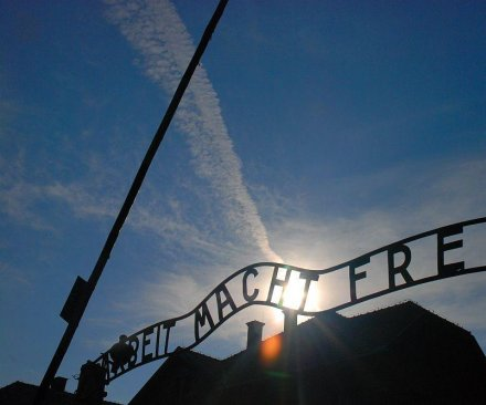 Auschwitz visitors offended by cooling showers at museum