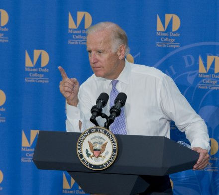 Biden pitches White House idea to pay for college amid campaign speculation
