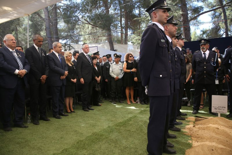 Shimon Peres eulogized by Obama, world leaders at funeral