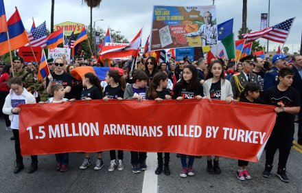 Armenian 'genocide' still a hotly debated term, even 100 years later