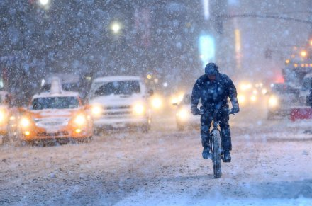 Coastal cities in Northeast brace for big blizzard