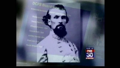 Jacksonville high school named after KKK grand wizard will change its name