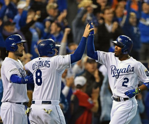Kansas City Royals topple Detroit Tigers