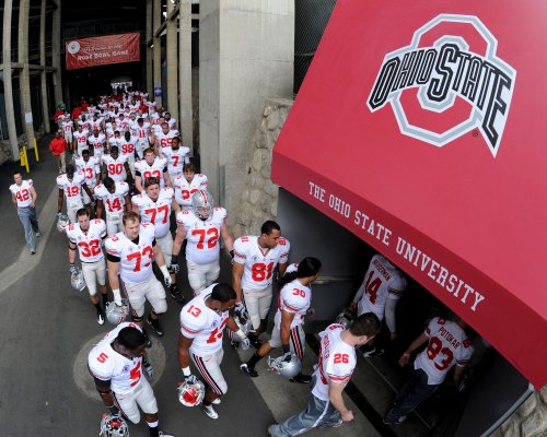 Ohio State Buckeyes hoping to earn spot in Big Ten title tilt