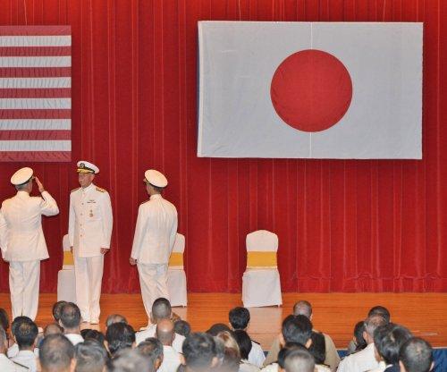 Japan ready to patrol South China Sea, navy official says
