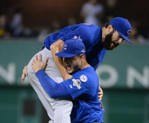 Chicago Cubs' Jake Arrieta no-hits Cincinnati Reds in 16-0 win