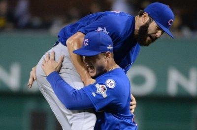 Chicago Cubs' Jake Arrieta no-hits Cincinnati Reds in 16-0 win