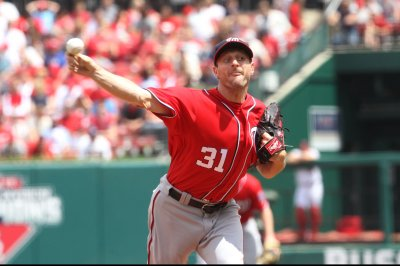 Max Scherzer, Daniel Murphy, Washington Nationals sweep New York Mets