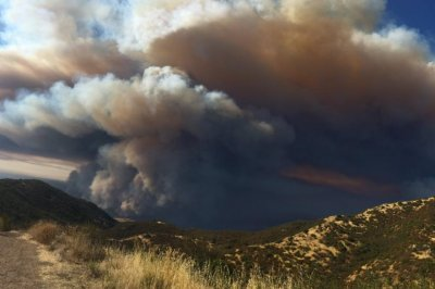 Southern California wildfire contained, others still burning