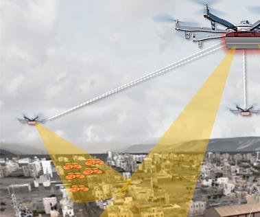 DARPA announces Aerial Dragnet drone monitoring program
