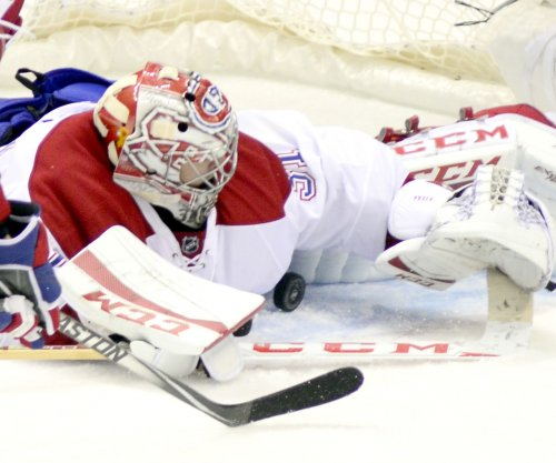 NHL: Montreal Canadiens lock up goalie Carey Price with eight-year, $84M deal