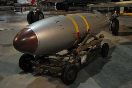 Pentagon declines to disclose U.S. nuclear weapons stockpile