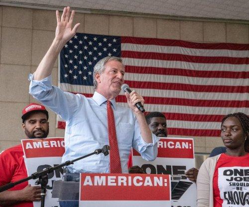 NYC Mayor Bill de Blasio ends 2020 presidential campaign