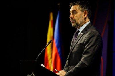FC Barcelona president Josep Maria Bartomeu, board of directors resign