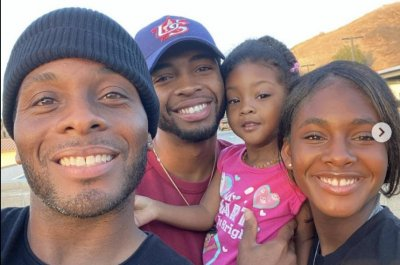 Kel Mitchell introduces son Honor: 'So much joy'