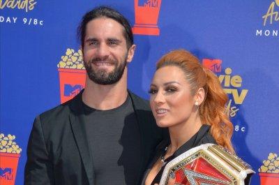 WWE stars Becky Lynch, Seth Rollins celebrate baby girl's birth