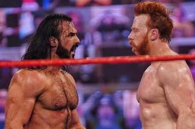 WWE Raw: Drew McIntyre, Sheamus and Keith Lee team up