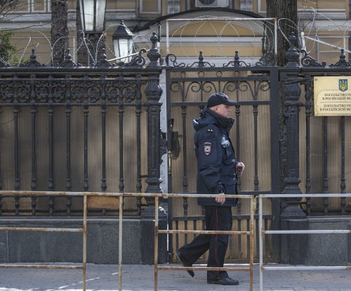 Russia, Ukraine order duel expulsions of diplomats amid escalating tensions