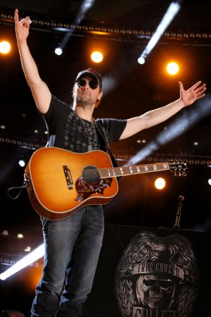 Singer Eric Church up for 7 Academy of Country Music Awards