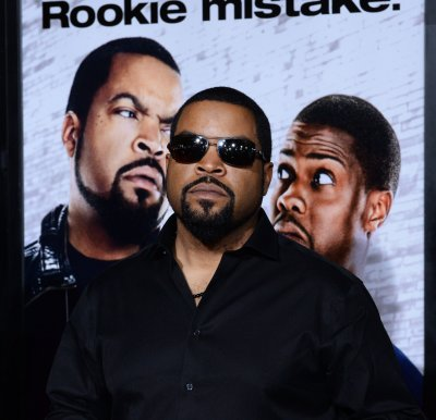 'Ride Along' cruises to top of weekend box office