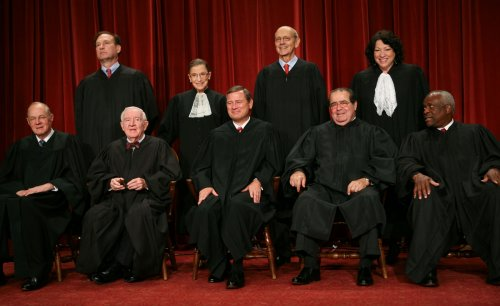 Supreme Court returns