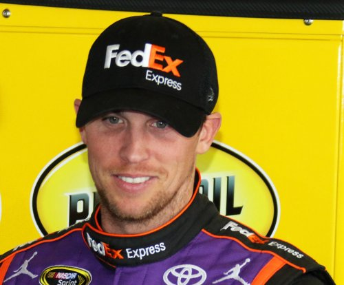 Hamlin dominant in Xfinity race at Richmond
