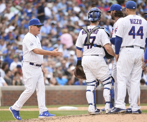 Hammel, Chicago Cubs down Miami Marlins