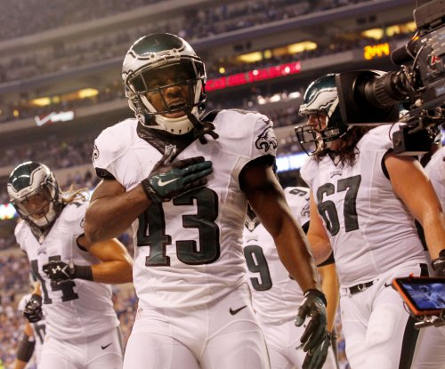Darren Sproles sparks Philadelphia Eagles to win over New York Jets