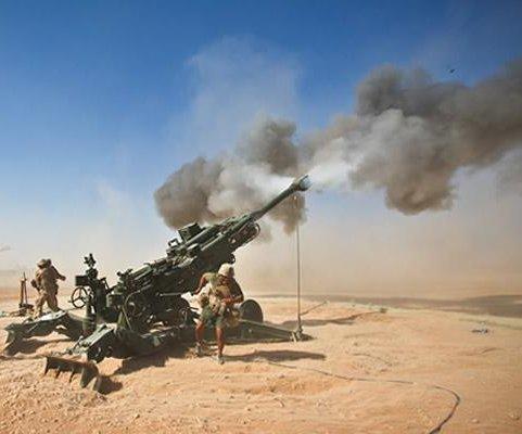 Raytheon fires new naval variant of combat-proven Excalibur