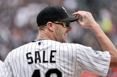 Chris Sale's complete-game shutout lifts Chicago White Sox past Tampa Bay Rays