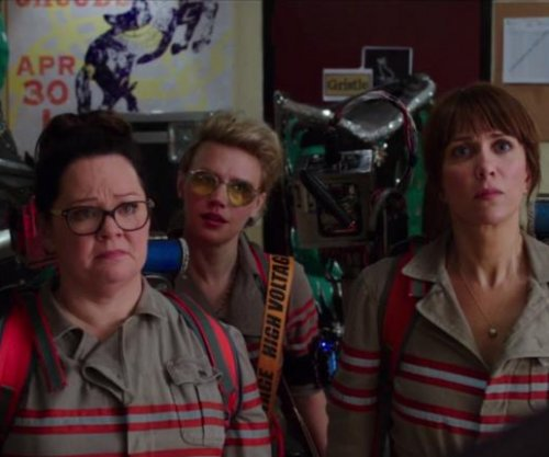 'Ghostbusters' second trailer: New team of heroes 'answer the call' to save New York